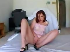 Shania has a big mouth to fit all the cocks