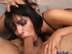 Lorena gets fucked hard and she likes it this way