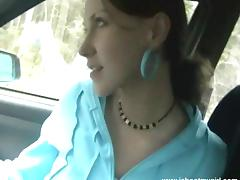Boyfriend, Amateur, Blowjob, Boyfriend, Car, Reality