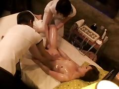 Massage, Asian, Japanese, Massage, Oil, Thai
