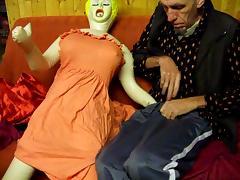 Petting porn tube video