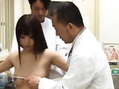 Amateur japanese slut goes to doctor