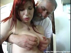 Redhead, Hardcore, Old Man, Redhead