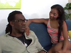 Monster cock pleasure for the ebony beauty Tiffan Monroe