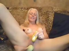 sexy granny loves to play