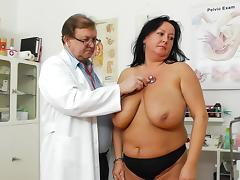 All, BBW, Big Tits, Brunette, Couple, Doctor