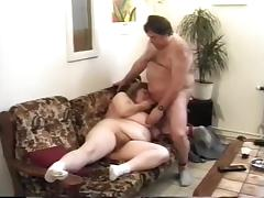 Homemade Hirsute Fatty Acquires Seen To tube porn video