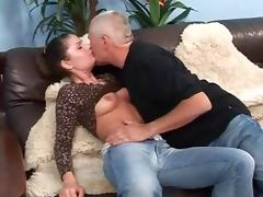 Teen and grandfather porn