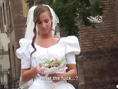 Bride, Blowjob, Bra, Bride, Car, Close Up