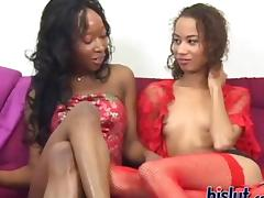 Mya gets with Stace to fuck real hard
