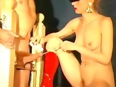 Insertions videos. In order to improve sex scenes sometimes insertions are being used