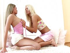 Amazingly Sexy Lesbians Licking Their Delicious Assholes