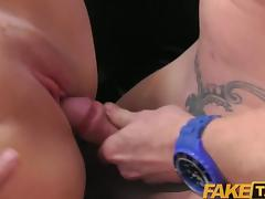 FakeTaxi - Outrageuos hardcore threesome