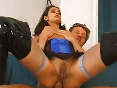 Assfucking, Anal, Assfucking, Asshole, Boots, Brunette