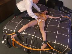 Bound, Babe, BDSM, Bondage, Bound, Fetish