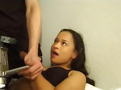 Maya og Veninde i en Trekant porn tube video