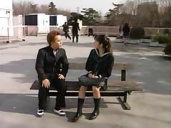 Sailor Aoi Minori to dream of tube porn video