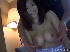 Tempting milf gets her juicy pink pussy screwed hard tube porn video