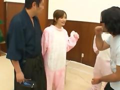 Chika Eiro fucking in character uniform