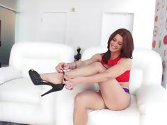 Spectacular CiCi Rhodes Gets A Big Cock Inside Her Nice Ass