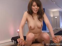 Asian Slave Girl Gets Her Pussy Toyed and Fucked