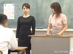 MILF, Asian, College, Japanese, Masturbation, MILF