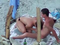 Naked Beach - Fine Oral-Service
