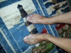 foot shoe fetish