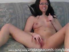 secretary from my friends office doing first ever porn video