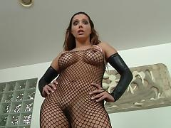 Magnificent Francesca Le Plays With A Strapon In A Solo Model Video porn tube video