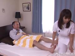 Cute Hana Nonoka Serves A Yummy Blowjob In A Reality Video
