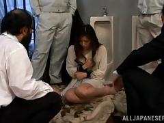Lovely Japanese With Long Hair Getting Hammered Hardcore tube porn video