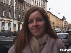 Elizaveta Golubeva is fucked by a horny old man