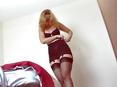British, Amateur, British, Stockings