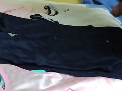 cum on swimsuit addidas 2