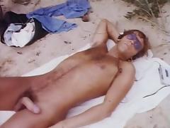 Hot Gays on the Beach