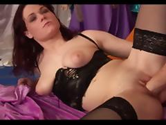 Catherine  Flexible  Pussy fist tube porn video