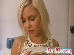 Just18 Video: Kristi N tube porn video