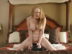 Sybian, Big Tits, Boobs, Machine, Masturbation, Mature