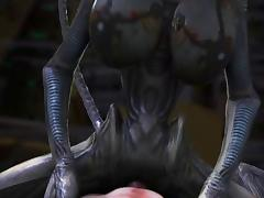 Aliens Sex porn tube video