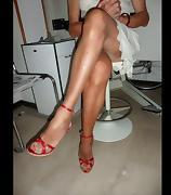 Marvellous Feet and Legs in Nylon!!!!