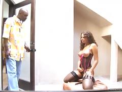 Fantastic Lexi Cummings Has Interracial Sex With A Black Dude