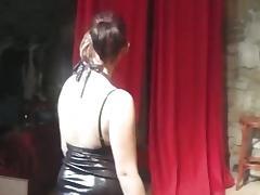 Busty Jirina lapdance casting tube porn video