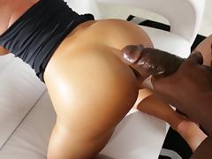 Beautiful Lexington Steele And Lisa Ann Have Interracial Sex tube porn video