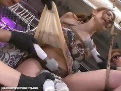 HardcorePunishments Video: Mikaru's Fantasy