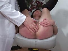 milf at the doctors 2 of 2