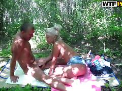 sex tape in the woods tube porn video