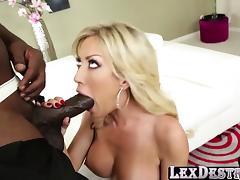Sexy Capri audition for a film sex scene