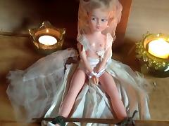 18 year old bride doll bondage