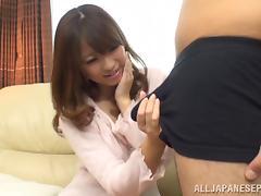Boyfriend, Adorable, Asian, Babe, Big Cock, Big Tits